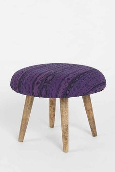 Magical Thinking Overdyed Geo Stool - Urban Outfitters