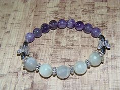 Crown Awareness Women's Healing Moonstone and by LotusReigns, $35.00