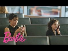 A clever, hilarious ad that shatters gender stereotypes . by Barbie? The ad reflects a surprising change in Barbie advertising by focusing on girls' empowerment rather than the usual playtime accessories. Coach Sportif, Nova, Poster Design, You Can Be Anything, Best Ads, Showgirls, Viral Videos, Equality, Comebacks