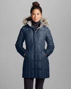 Canada Goose expedition parka outlet 2016 - Women's Sun Valley Down Parka | Eddie Bauer Size: M Color: Green ...