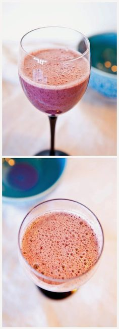 Delicious Spatula: Blueberry Banana Recovery Smoothie
