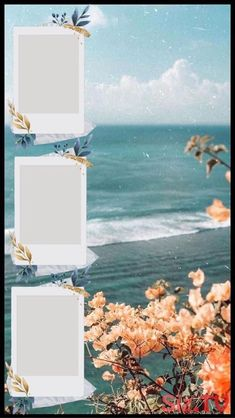 Framed Wallpaper, Iphone Background Wallpaper, Creative Instagram Stories, Instagram Story Ideas, Aesthetic Pastel Wallpaper, Aesthetic Wallpapers, Polaroid Picture Frame, Instagram Frame Template, Molduras Vintage