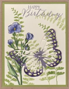Magnolia's Place: Butterfly Basics Card Set