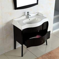 Bellaterra Home 500408-36 Single Basin Bathroom Vanity