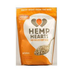 Manitoba Harvest Hemp Hearts - 1 lb. #Hemp Hearts make it easy to add omegas, #protein and #fiber straight into your diet. No need to grind - ready to eat straight from the bag. Order in #bulk and #save!