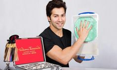 Varun Dhawan's wax figure to be fourth to join Madame Tussauds, Hong Kong