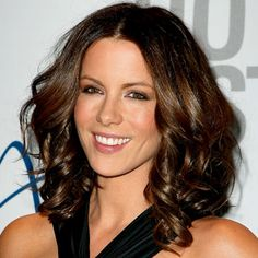 Kate Beckinsale is so glamorous and has such poise! I love all of her movies and, of course, LOVE her British accent.