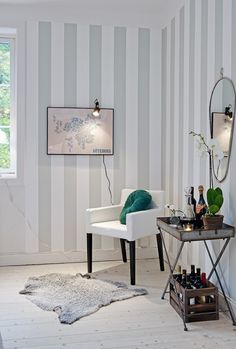 Lee Caroline - A World of Inspiration: Swedish Style Interior - White & Bright Interior Design Inspiration, Room Inspiration, Peaceful Bedroom, Cosy Interior, House Inside, Home Living Room, Decorating Your Home, Bedroom Decor, New Homes