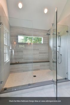 Transitional Style Bathroom Remodel Project - Naperville IL