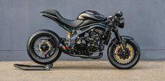 Kineo spoke wheels for Triumph Street Twin 900, personalize your bike. #Wheels #Motorcycle #Motorcycles #Custom #Beauty