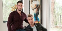 See Lance Bass, Michael Turchin's Stunning, Colorful LA Home - http://www.movienewsguide.com/see-lance-bass-michael-turchins-stunning-colorful-l-home/163879