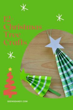 These kids Christmas tree crafts are so easy to make. The perfect DIY for kids this holiday season! Many are farmhouse style so also great for holiday decorating or to use as Christmas ornaments. A fun activity for the school Christmas party or for the entire family to enjoy doing together! #diy #christmas #farmhousestyle #farmhouse #christmasdecor #christmascrafts #christmastime #ohchristmastree #kidscrafts School Christmas Party, Christmas Trees For Kids, Christmas Party Themes, Christmas Crafts For Kids To Make, Christmas Tree Crafts, All Things Christmas, Holiday Crafts, Christmas Ornaments, Christmas Projects
