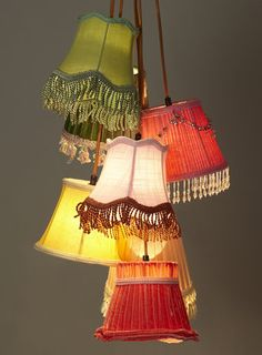 Agnes Cluster Light BHS - comment from family is that it would be lovely in someone else's house!