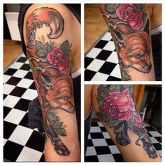 Private tattoo montreal ~ 514.804.4739