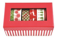 Queen and Company - Trendy Tape Boxed Set - Christmas at Scrapbook.com