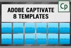 Adobe Captivate 8 Templates Are Here