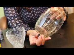 DIY - Crackled Glass Look   Hometalk