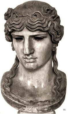 Antinous Mondragone. c.130 AD. Roman. marble. Louvre Museum.