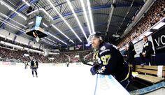 Per Ledin - a swedish hockey player i the team of HV71 from Jönköping in Sweden.