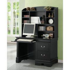 Wildon Home ® Hayden Louis Philippe Computer Desk | Wildon Home Hayden Louis…