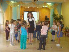 Коммуникативные танцы-игры - Сайт музыкального руководителя Ивлевой Каролины Николаевны
