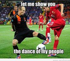 #real dancing