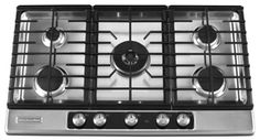 """Kitchen aid 5 Burners 