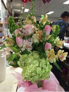 Kimm's Flower Basket