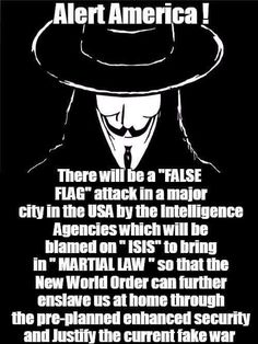 Like Sandy Hook...where all families benefited, 9/11, the staged incidents in Orlando and Cali, Oklahoma City, and many more...these events NEVER happened..they were staged by the government and shown through MSM as a coverup for the real agenda..illegal laws and other agendas by the NWO