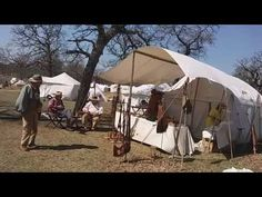 (1) Mountain Man Encampment - YouTube Mountain Man, Outdoor Gear, Homecoming, Tent, Blessed, Museum, Peace, Youtube, Store