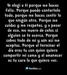 Missing Quote Te amo Love Phrases, Love Words, Quotes To Live By, Me Quotes, Couple Quotes, Frases Love, Frases Humor, Love My Husband, Expressions