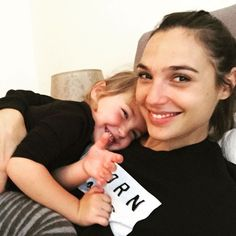 """Gal Gadot's Instagram: """"Weekend is for family.. #loveofmylife #blessed #family"""""""