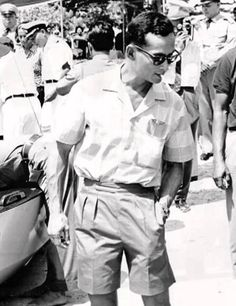 His Majesty King Bhumibol , Long Live The King.