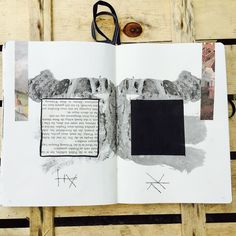 The Rift Chronicles VII: Free At Last But At What Cost #contemporaryart #contemporary #art #artist #conceptart #drawing #draw #painting #paint #collage #sketch #sketchbook #rift #chronicles #mystery #symbols #runes