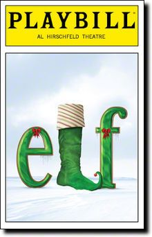 Elf: The Musical - Wikipedia, the free encyclopedia  2010 Limited Engagement for the Christmas Season