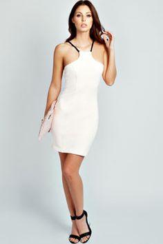 Emma Strappy Bodycon Dress
