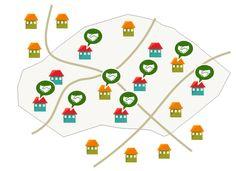Neighbors Growth Company, Kids Rugs, Cards, Home Decor, Decoration Home, Kid Friendly Rugs, Room Decor, Maps, Home Interior Design