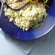 Garlic Parmesan Orzo Recipe