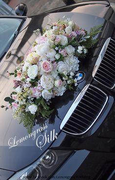 115 Best Silk Flower Car Decorations Images In 2019 Silk