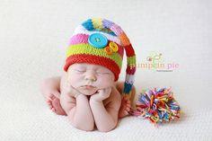 Newborn photo prop.