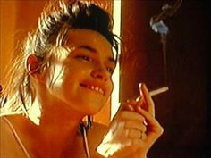 """Béatrice Dalle as Betty in """"Betty Blue"""""""