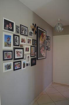mur  de cadre