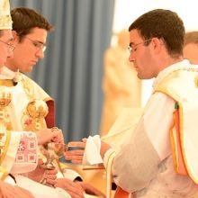 Ordinations 2014 - Zaitzkofen - Library