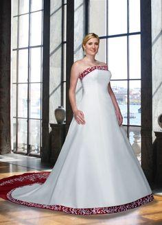 1000 images about wedding dresses on pinterest full for Trisha yearwood wedding dress