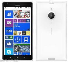 "Nokia Lumia 1520 White RM-937 (FACTORY UNLOCKED) 6"" Full HD , 32GB , 20MP. Deal Price: $492.95. List Price: $700.00. Visit http://dealtodeals.com/featured-deals/nokia-lumia-white-rm-factory-unlocked-full-hd-32gb-20mp/d14780/cell-phones-smartphones/c52/"