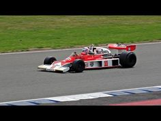 The Awesome Sound of Historic Formula 1