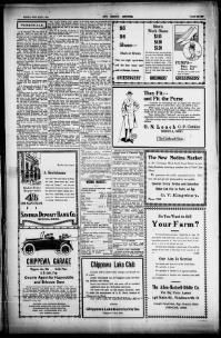 The Medina sentinel. (Medina, Ohio) 1888-1961, May 09, 1919, Page PAGE SEVEN, Image 7, brought to you by Ohio Historical Society, Columbus, OH, and the National Digital Newspaper Program.