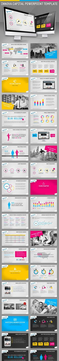 Free powerpoint template httpmediafiredownload powerpoint presentation social media template easy to modify innova capital hd powerpoint template includes 2 pptx files for microsoft office toneelgroepblik Gallery