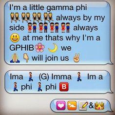 Gamma Phi Beta :)
