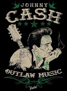 Mr Johnny Cash